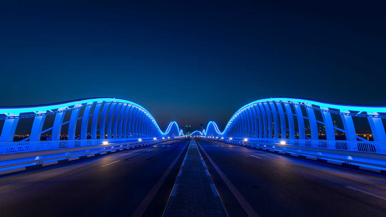 Bridge of Kings - Dubai